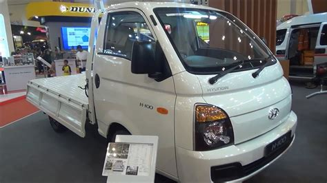 Review Hyundai H100 by Review Awal Hyundai H100 Di Giias 2016 Indonesia