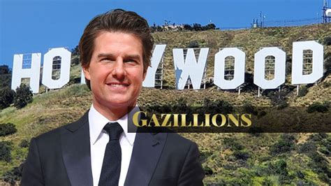 Tom Cruise's Net Worth, He Makes Way More Than the Competition