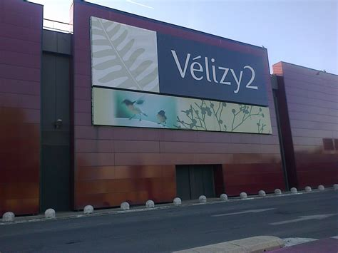 velizy centre commercial