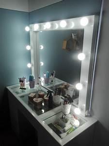 mueble para maquillaje profesional espejo camerino 2