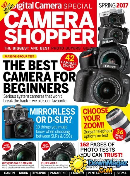 Digital Camera  Camera Shopper  Spring 2017 » Download