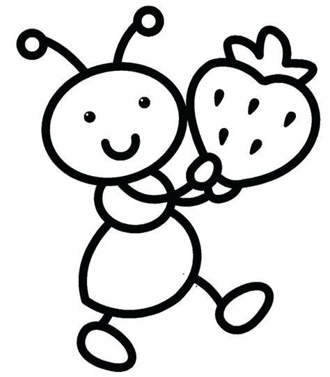 Coloriage Pour Bebe De 18 Mois Dessin Animac 2 3 Ans