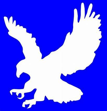 Eagle Clip Soaring Clipart Library Silhouette Clipartpanda
