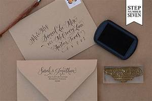 return address stamp for wedding invitations oxsvitationcom With return address on wedding invitations wording