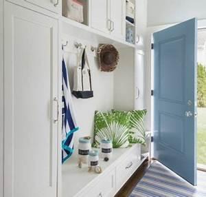 Garderobe Flur Ideen : den kleinen flur gestalten 25 stilvolle einrichtungsideen ~ Bigdaddyawards.com Haus und Dekorationen