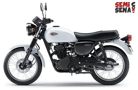 Speedometer Kawasaki W175 by Harga Kawasaki W175 Review Spesifikasi Gambar November