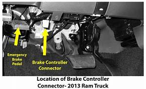 How To Install A Brake Control On 2014 F250