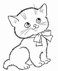 Puppy And Kitten Drawing At Getdrawingscom Free For