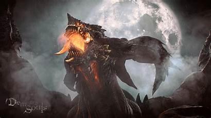 Souls Remake 4k Demon Ps5 Photoshop Ultra