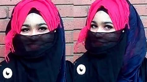 casual hijab style  niqabwithout niqab