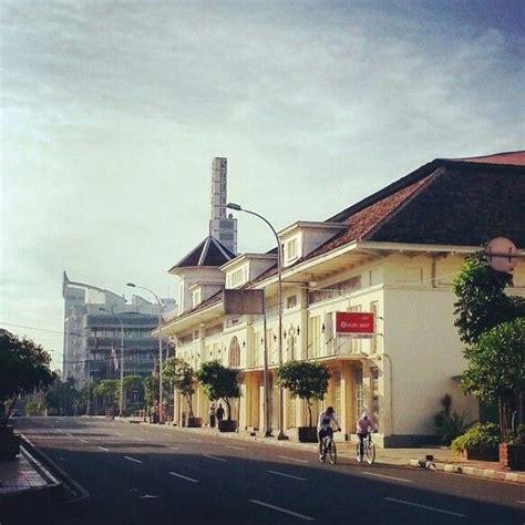 main road bandung indonesia  lens   indonesia