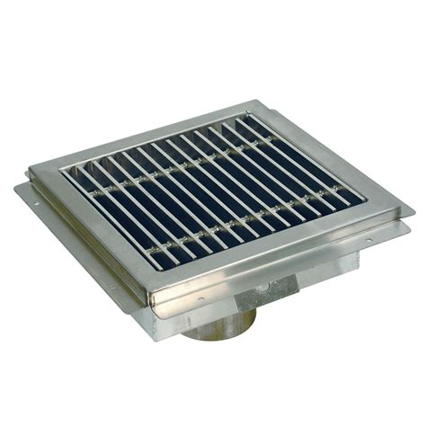 Advance Tabco Fd1 Grate For Fdr1212 Floor Drain, Stainless