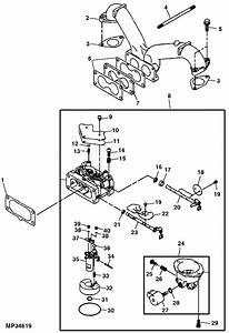 John Deere 111 Lawn Tractor Engine Diagram