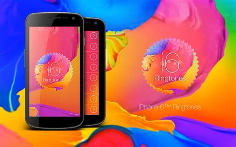 best iphone ringtones برنامه آهنگ زنگ آیفون 6 برای اندروید best iphone 6 ringtones