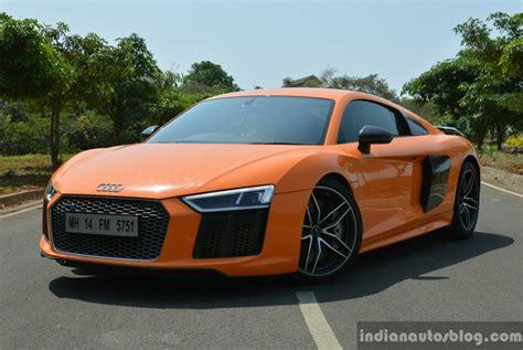 Review Audi R8 by Audi R8 V10 Plus Review