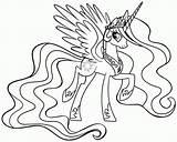 Pony Cartoon Coloring Gambar Colouring Cartoons Kuda Poni Keren Printable Popular Library Coloringhome sketch template