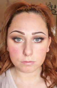 Kim Kardashian Face Contouring Makeup