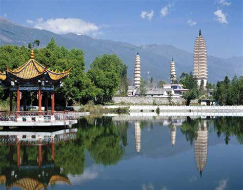 la cuisine pour les nuls trois pagodes de dali chine informations