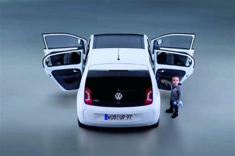 volkswagen sort une version 5 portes de la up kidioui fr
