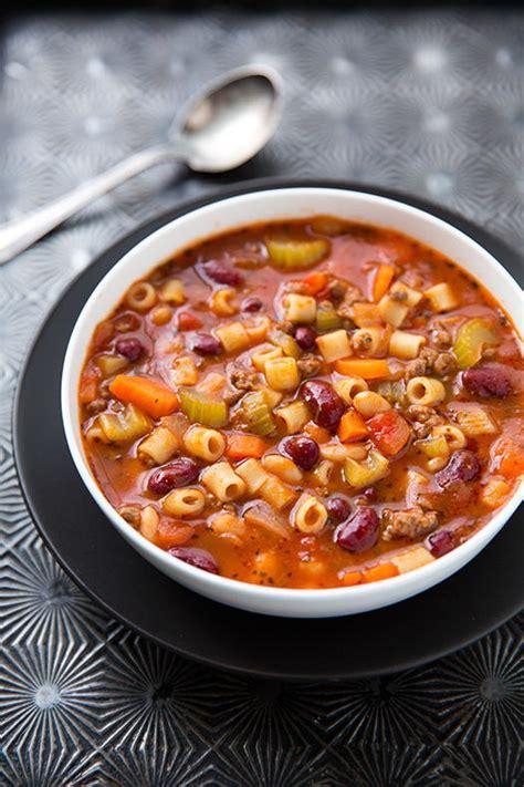 pasta fagioli olive garden recipe olive garden s pasta e fagioli soup recipelion