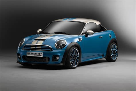 mini coupe concept news  information research