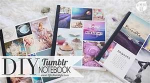 DIY Tumblr Notebook Back To School Hack | ANN LE - YouTube