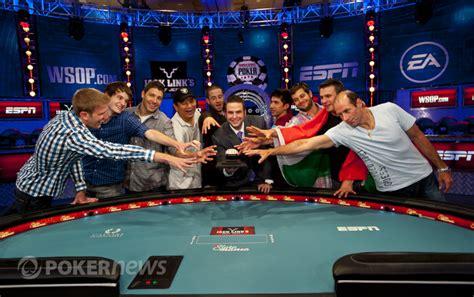 world series of poker final table 2012 world series of poker main event final table social