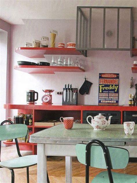 deco cuisine retro cagne meubles déco et ambiances vintage des ées 50 à 70
