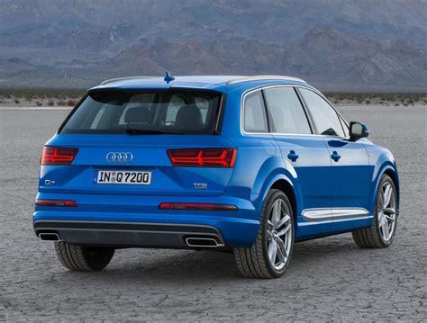 2018 Audi Q7 Official Details