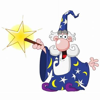 Wizard Magic Clip Halloween Cartoon
