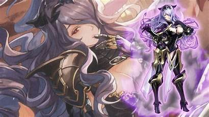Emblem Fire Camilla Fates Heroes Wallpapers Background