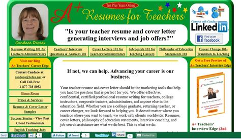 Best Resumes For Teachers by Resumes With Quotes Quotesgram