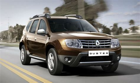 Made-in-india Dacia Duster Coming To Malaysia?