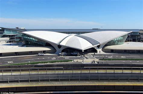 A Look Inside Twa's Unused Flight Terminal At Jfk Airport