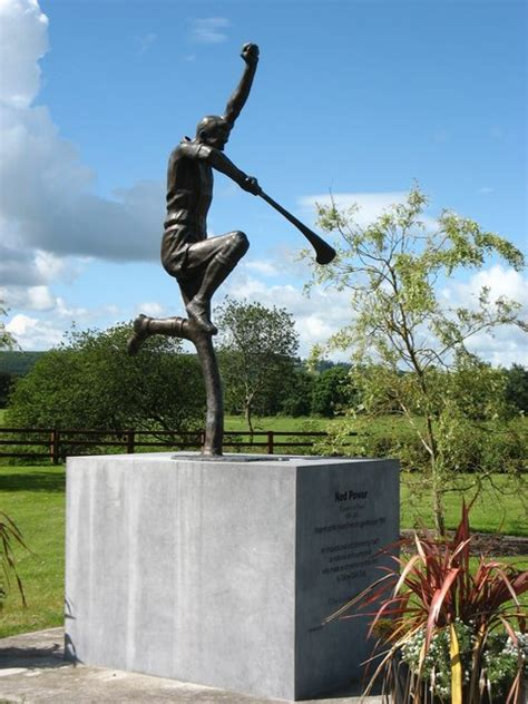 the sculpture of ned power 169 david purchase cc by sa 2 0 geograph ireland
