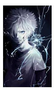 Hunter x Hunter Killua Zoldyck 1 HD Anime Wallpapers | HD ...