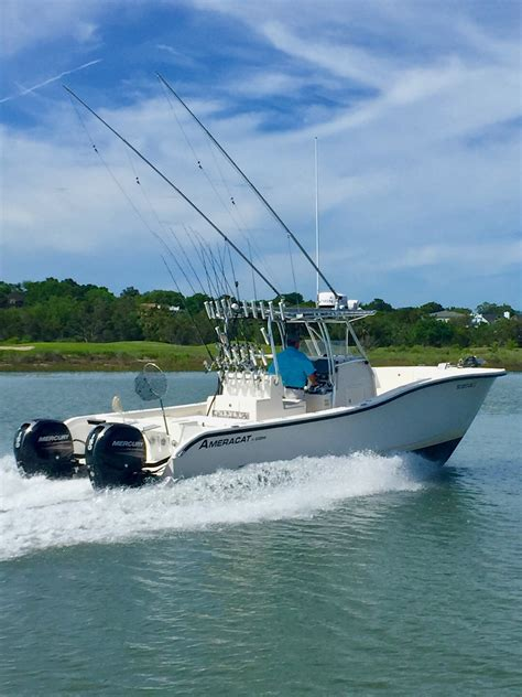 Charter Boat Fishing Charleston Sc by The Boat Charleston Sport Fishing