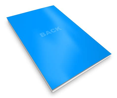 Thin Book Template c format thin trade paperback book mock up actions cover