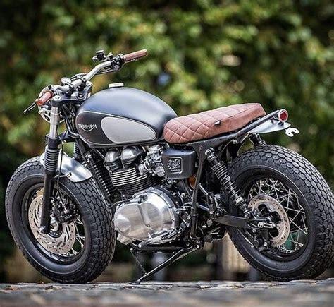 cafe racer triumph overbold motor co triumph bike caferacer motorcycle motorcycles triumph