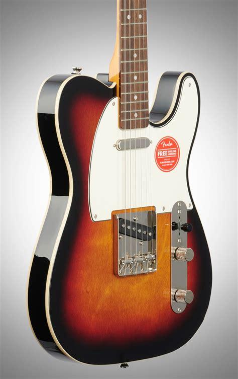 Squier Classic Vibe '60s Custom Telecaster Electric Guitar