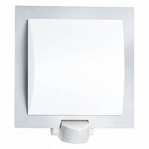 Steinel Lampe Bewegungsmelder : steinel sensor au enleuchte l 20 60 w edelstahl mit bewegungsmelder ip44 bauhaus ~ One.caynefoto.club Haus und Dekorationen