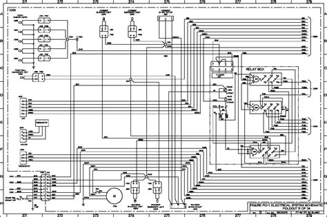 Starter Wiring Diagram Schematic by Electrical System Schematic Tm 9 2320 365 20 2 1351