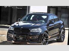 LUMMADESIGN BMW CLR X 6 R YouTube