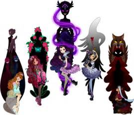Dragon Games Ever After High Raven