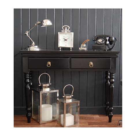 bureau desk uk black bureau console table for or living