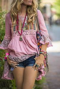 Mode Hippie Chic : the perfect hippie chic style for a hot summer day in the ~ Voncanada.com Idées de Décoration