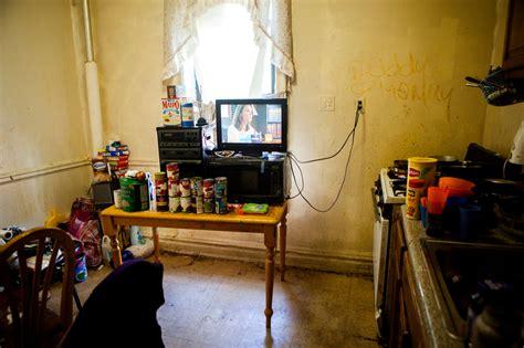 homeless families endure roaches mice  failed promises