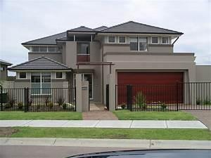 2017 Modern Exterior House Colours MODERN HOUSE DESIGN ...
