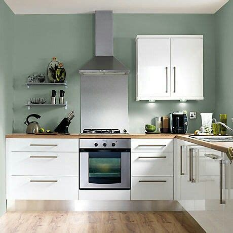 white kitchen with green walls green walls kitchen colour ideas 1836