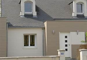 bardage de maison maison construite avec bardage maison With google vue des maisons 6 maison contemporaine avec bardage en bois noir